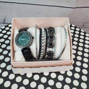 New Watch and Bracelet Gift Set